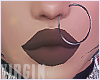💀 Big Nose Ring