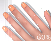 ! L! Kid H&Nails Orange