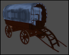 Gypsy  Wagon Blue