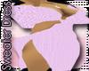 -D- Pink Sweater Dress
