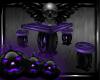 -A- Goth Halloween Table