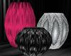 *JM*VIP *Vase trio*