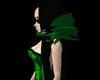 Green scaly Drake