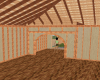 woodframe room