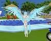 wings blue angel