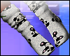 Panda Pajama Socks