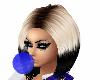 School girl gum Blue