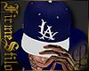 LA Blue Hat v1