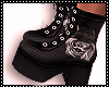 emo boots