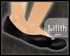 -L.- Ballet Flats