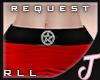 Jos~ Pentagram Belt RLL