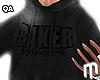 Baker Hoodie - Black