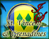 St Vincent & Gren. Badge