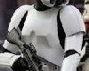 Space trooper armor