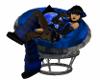 Wolf cuddle chair