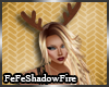 Sexy riandeer antlers