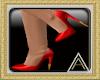 (AL)Sheli Heels Red