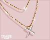 [Req] X necklace