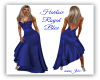 Harlow Royal Blue Gown