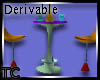 TC| Derivable Bar Table