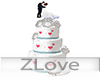 Cake Wedding Family Z