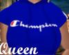 Blue Champion Hoody