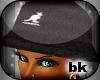 [bK]Kangol Hat {black}