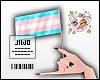 🐀 Transgender Flag R