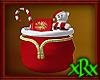 Santas Bag Of Toys