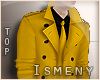 [Is] Trench Coat Yellow