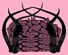 royal pink hearts