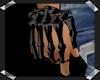 JB Black Skel Hand R m/f