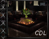 !C* C Sofa with Fire
