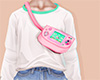 Sweater Cuet Bag