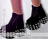 B|Spiked Boots