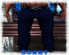 *SW*Blue Dress Pants