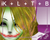 The Joker hair FEMALE :D