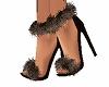 (K) Reindeer fur heels