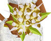 Gold/White Bouquet