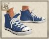 *JR Sneakers Blue