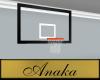 Basketball Hoop (Wall)