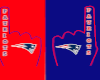 Patriots Foam Finger