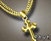 ∂P. Gold Cross V2.