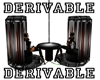 Derivable Duo Chair