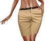 TF* Tan Chino Shorts