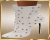 A9 Cream Cowgirl Boots