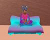 Neon  Floor Cushion