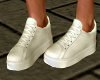 Plain White Shoes ~F