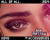 |< Ana Mattew! Brows!