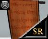 sr prayer flag orange